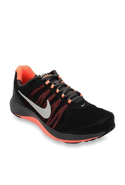 low priced d8ce3 6c692 Buy Nike Revolve 2 Black & Red Running Shoes for Men at Best Price @ Tata  CLiQ