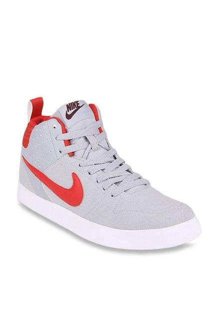 Buy Nike Liteforce III Mid Light Grey