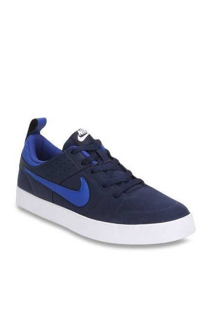 Nike Liteforce III Navy Blue Sneakers