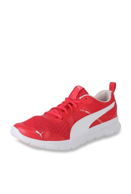 Buy Puma Flex Essential Jr Paradise Pink & White Running