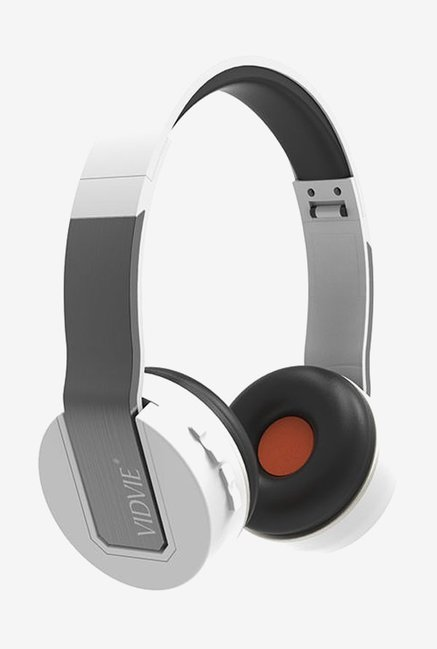 d86736e97b7 Buy Vidvie BT814 Over the Ear Bluetooth Headphones (White) Online At Best  Price @ Tata CLiQ