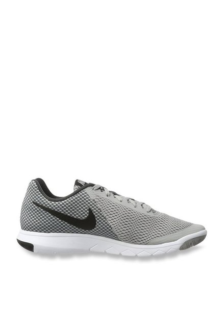 1db9aa15410a Buy Nike Flex Experience RN 6 Light Grey Running Shoes for Men at ...