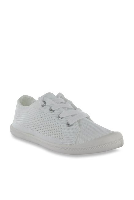 1207e8e61c5 Buy Madden Girl Bailey K White Sneakers for Women at Best Price ...