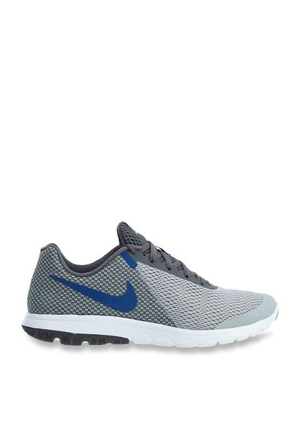 9120e032b98b Buy Nike Flex Experience RN 6 Grey Running Shoes for Men at Best ...