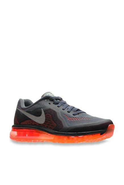 san francisco c6b2e 2ad50 Nike Air Max 2014 Dark Grey Running Shoes