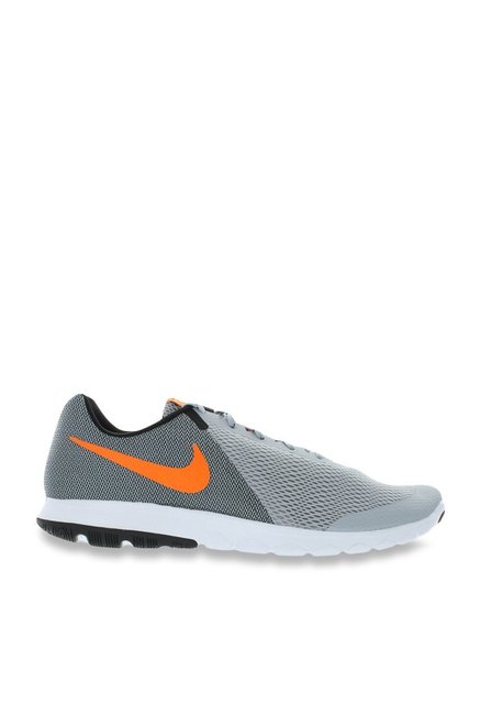 66b3ae03ce849 Buy Nike Flex Experience RN 5 Light Grey Running Shoes for Men at Best  Price   Tata CLiQ