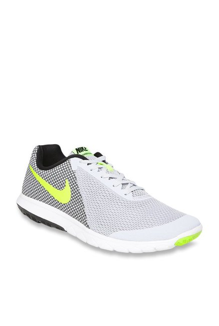a6f77e498 Buy Nike Flex Experience RN 6 White Running Shoes for Men at Best ...