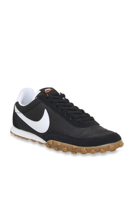 info for dc2a5 967b3 Nike Waffle Racer 17 Black Sneakers