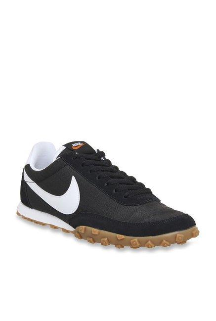 c3172c008528 Buy Nike Waffle Racer 17 Black Sneakers for Men at Best Price ...
