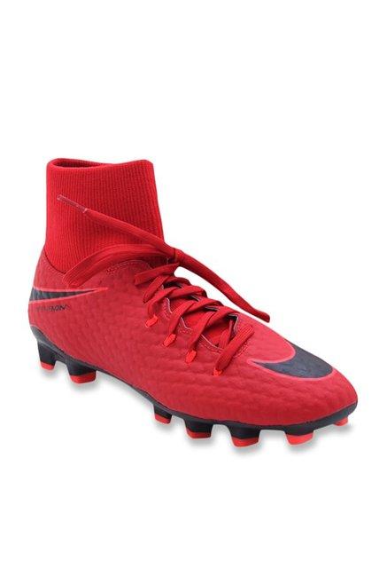 online store 3a44d b2968 Buy Nike Hypervenom Phelon 3 DF FG University Red Football ...