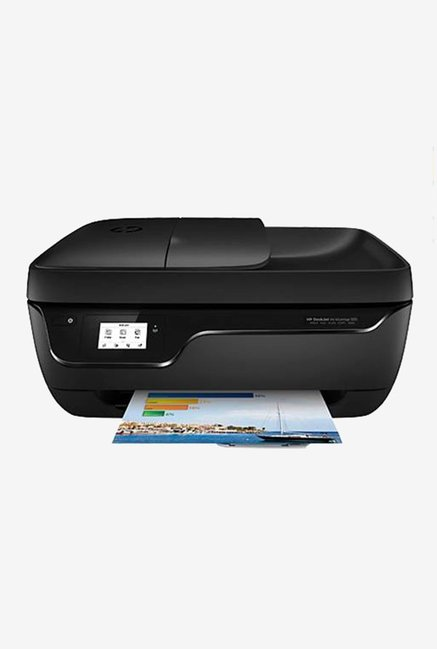 HP DeskJet Ink Advantage 3835 F5R96B Multi Function Wireless AIO Printer  Black