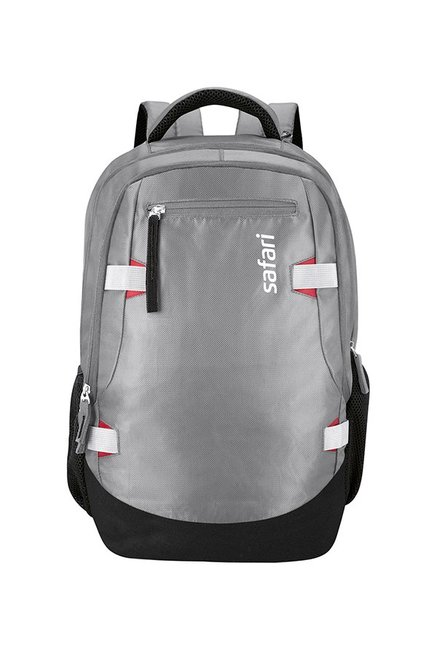 Safari Brisk Grey Laptop Backpack