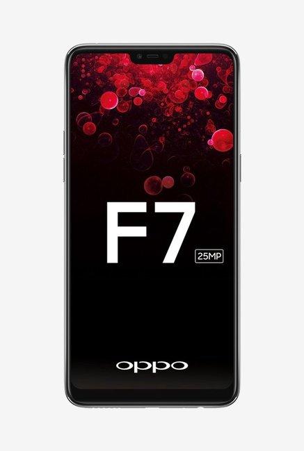 Oppo F7 (Oppo CPH1819) 64GB Silver Mobile