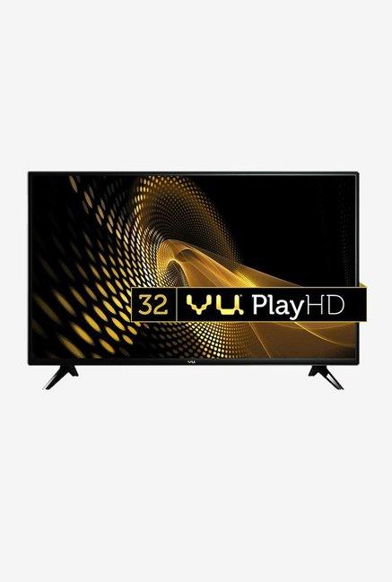 Vu 32D7545 80cm  32 Inches  HD Ready LED TV  Black   3 Years Warranty