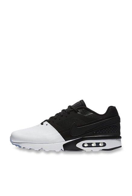 photos officielles a1b8b 5c85e Buy Nike Air Max BW Ultra SE White & Black Running Shoes for ...