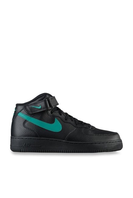Comprar Nike 07 Air Force 1 Mid 07 Nike Negro Ankle High Zapatillas Para Hombres 44fd48