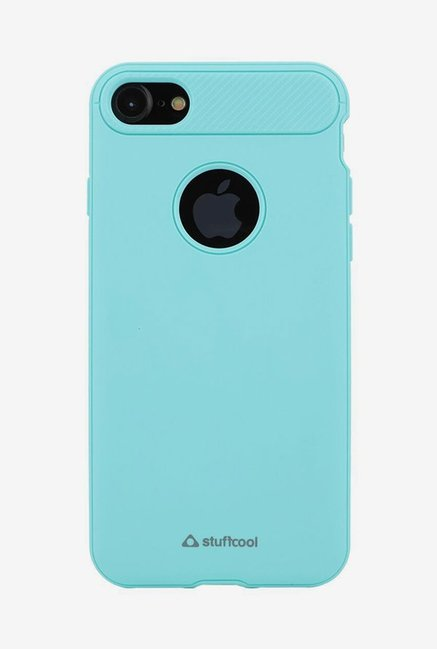 Stuffcool Armour Back Case Cover for Apple iPhone 87  Mint