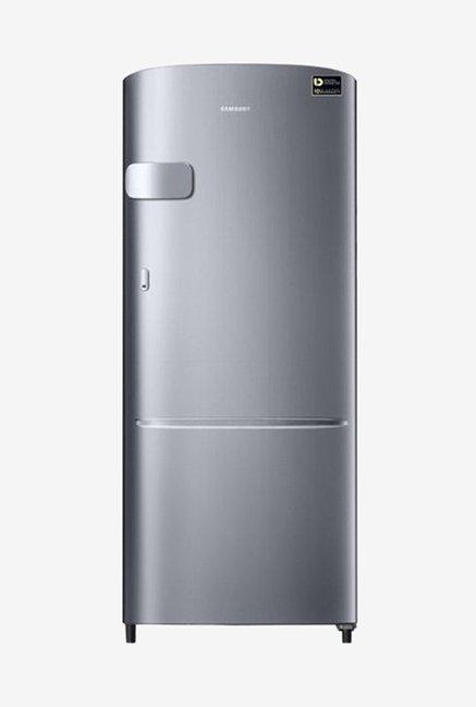 Samsung RR20N2Y2ZS8/NL 192 L INV 3 Star Direct Cool Single Door Refrigerator (Elegant Inox)
