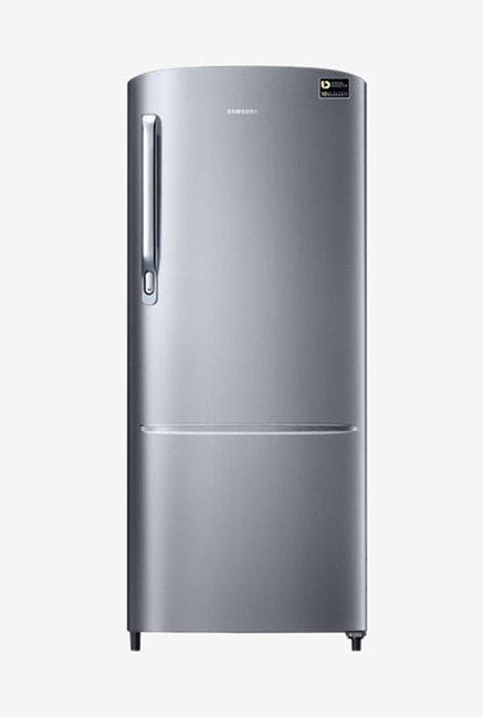 Samsung RR20N172YS8-HL/RR20N272YS8-NL 192 L Direct Cool Single Door 4 Star Refrigerator, Elegant Inox