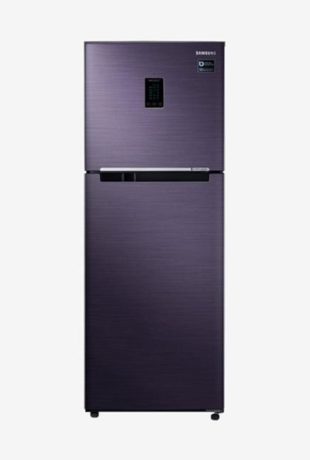 Samsung RT34M5538UT/HL 324L INV 3S Frost Free Double Door Refrigerator (Pebble Blue)