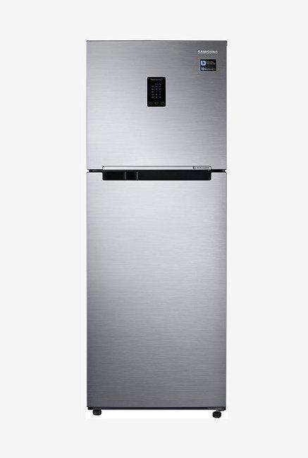 Samsung RT34M5515S8/HL 321L INV 2S Frost Free Double Door Refrigerator  Elegant Inox