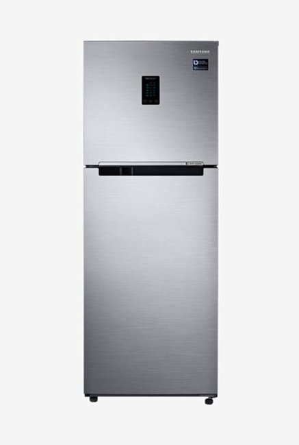 Samsung RT34M5518S8/HL 321 L 3 Star Frost Free Double Door Refrigerator