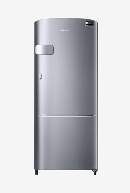 Samsung RR20N2Y1ZSE/NL 192 L INV 3 Star Direct Cool Single Door Refrigerator (Electric Silver)