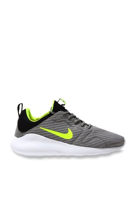 229dcc5dd5a8 ... canada nike kaishi 2.0 se grey black running shoes 80ee2 eb2de