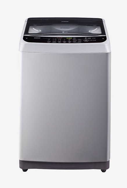 LG T8081NEDLJ 7 kg Fully Automatic Top Load Washing Machine  Middle Free Silver
