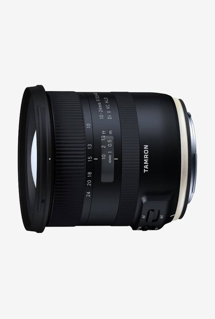 Tamron 10 24mm F/3.5 4.5 Di II VC HLD Lens for Canon EFS  Black