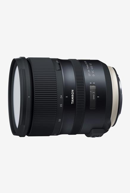 Tamron SP 24 70mm F/2.8 Di VC USD G2 Lens for Canon  Black