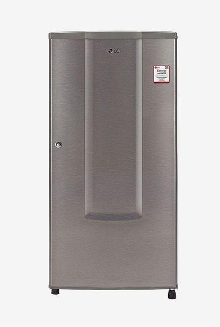 LG GL B181RDSW 185 L Inverter 3 Star Direct Cool Single Door Refrigerator  Dazzle Steel