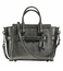 Coach Swagger 15 Dark Gunmetal Satchel