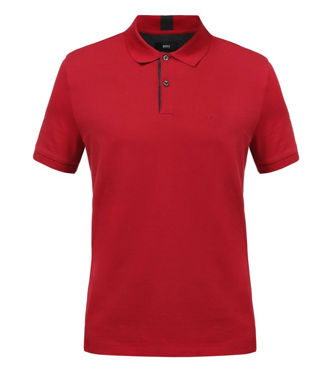 Boss Regular-Fit Polo Shirt 'Parlay 04'
