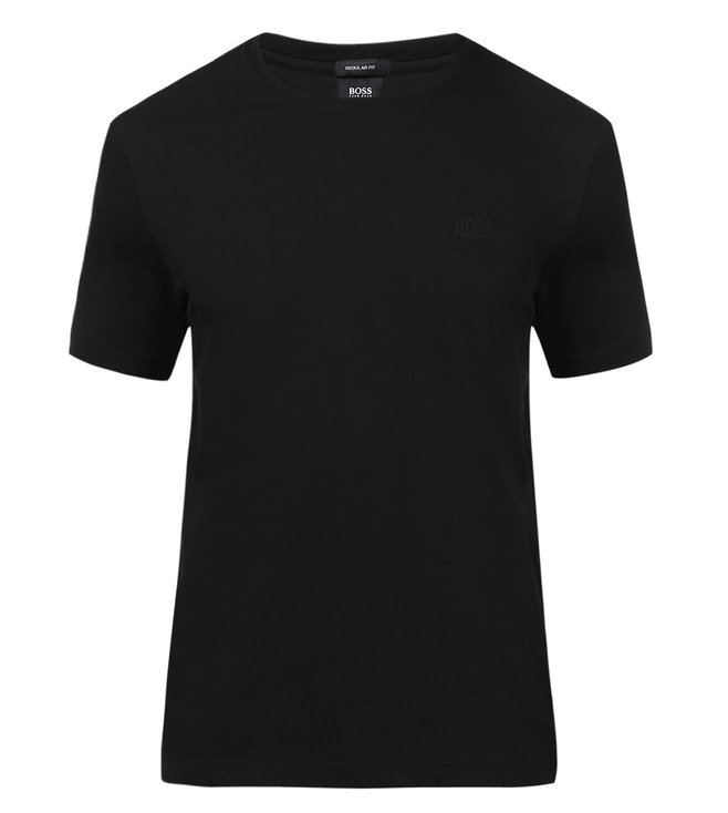 Boss Regular-Fit Cotton T-Shirt 'Twins 01'