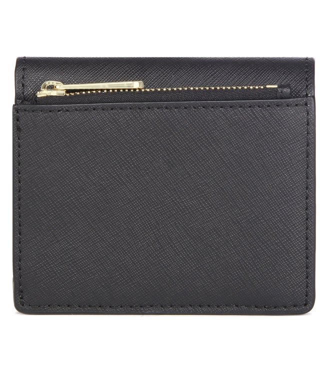 Michael Kors Jet Set Travel Black Coin & Card Case