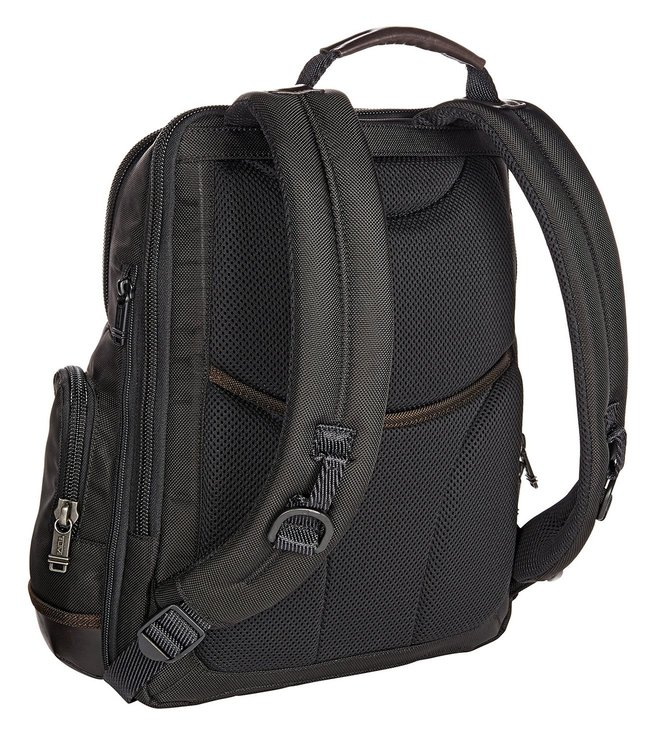 Tumi Alpha Bravo Knox Dark Grey Backpack
