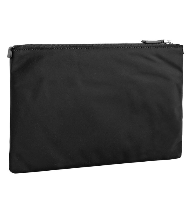 Tumi Voyageur Black Pouch (Pack Of 3)
