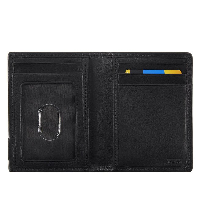Tumi Alpha Black Coin & Card Case