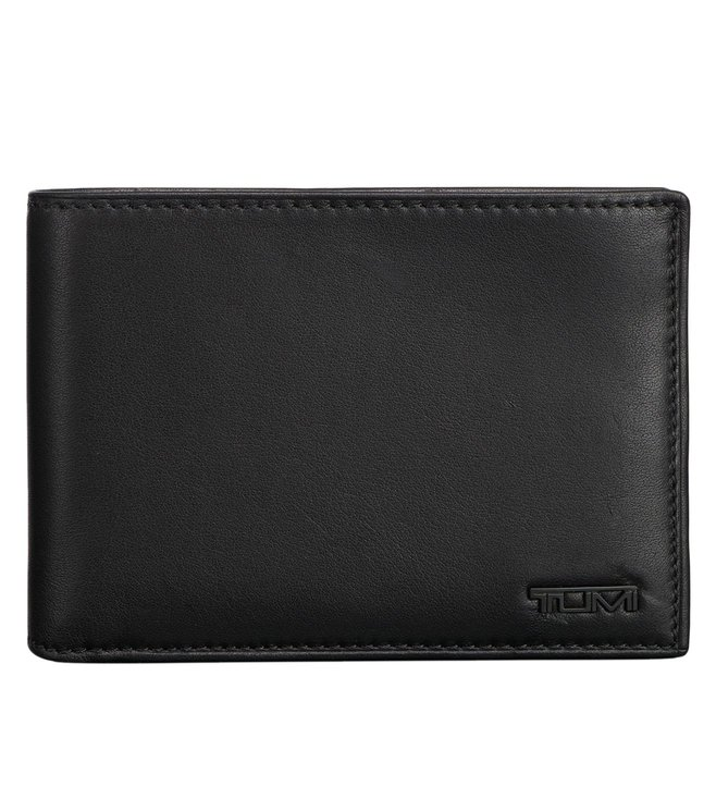 Tumi Delta Global Black Wallet