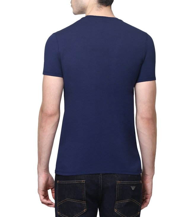 Armani Jeans Navy T-shirt
