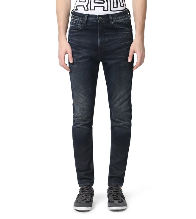 G-Star RAW Back Zip 3D Blue Jeans