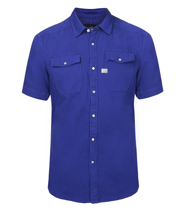 G-Star RAW Landoh Blue Shirt