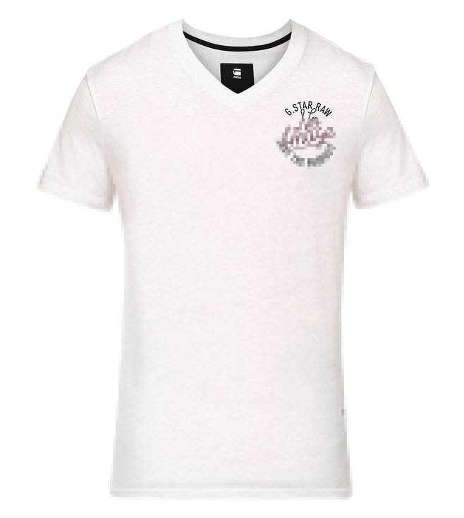 G-Star RAW Mogho White T-Shirt
