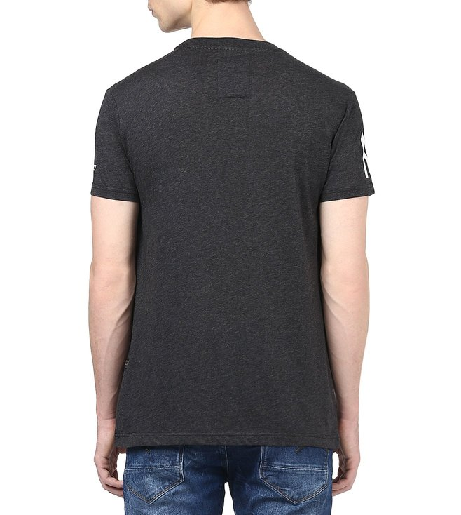 G-Star RAW Fikzon Black T-Shirt