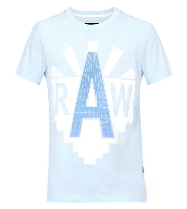 G-Star RAW Vodan Blue T-Shirt
