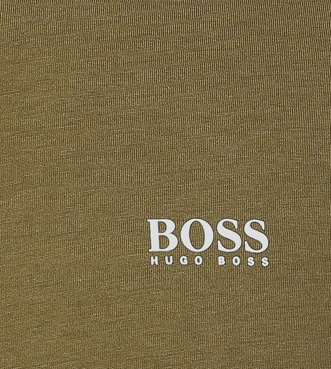Boss Green Cotton T-Shirt 'Tee'