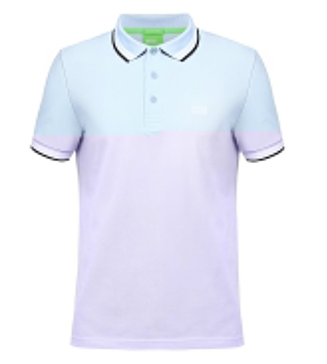 Boss Green Regular-Fit Pique Polo T-Shirt 'Paddy'