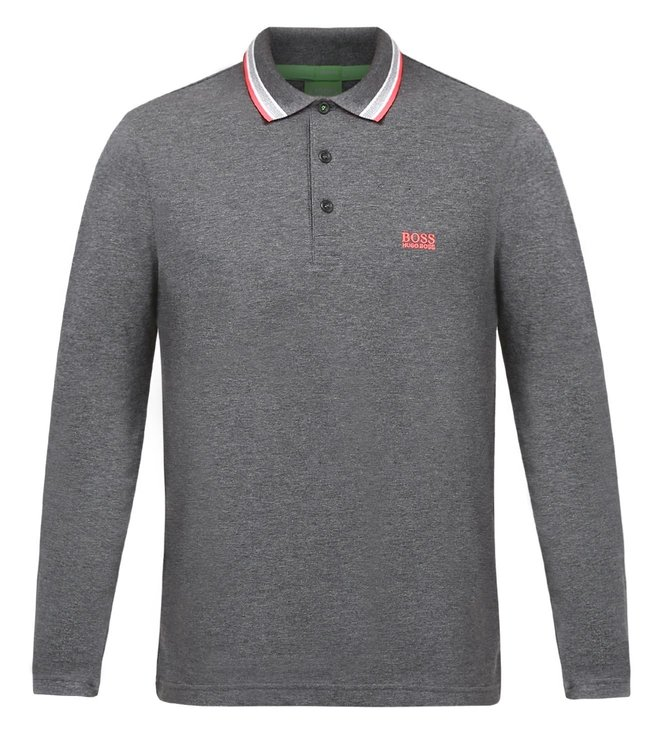 Boss Green Regular-Fit Polo Shirt 'Plisy'