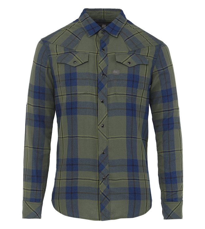 G-Star RAW Tacoma Olive Shirt